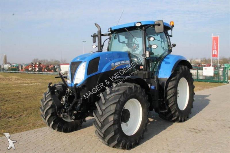 New Holland T 7.185 Landwirtschaftstraktor