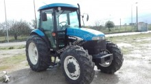 New Holland TD 95 D ( 4WD ) farm tractor