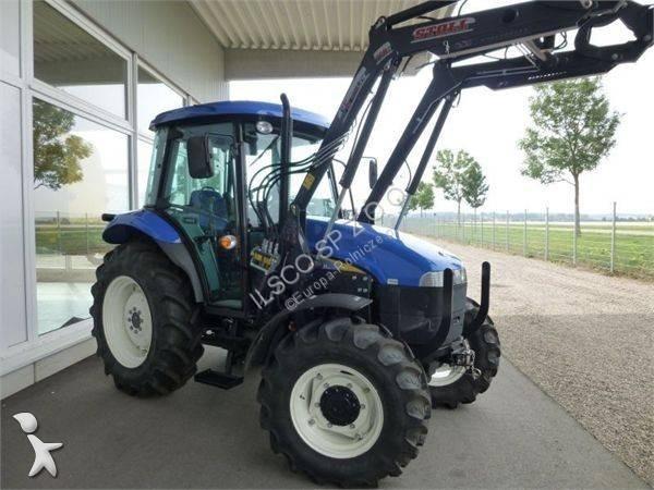 New Holland TD 5010 farm tractor