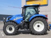 gebrauchter New Holland Landwirtschaftstraktor T6.165AC - n°2662201 - Bild 1