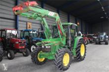 John Deere 6100 PQ farm tractor