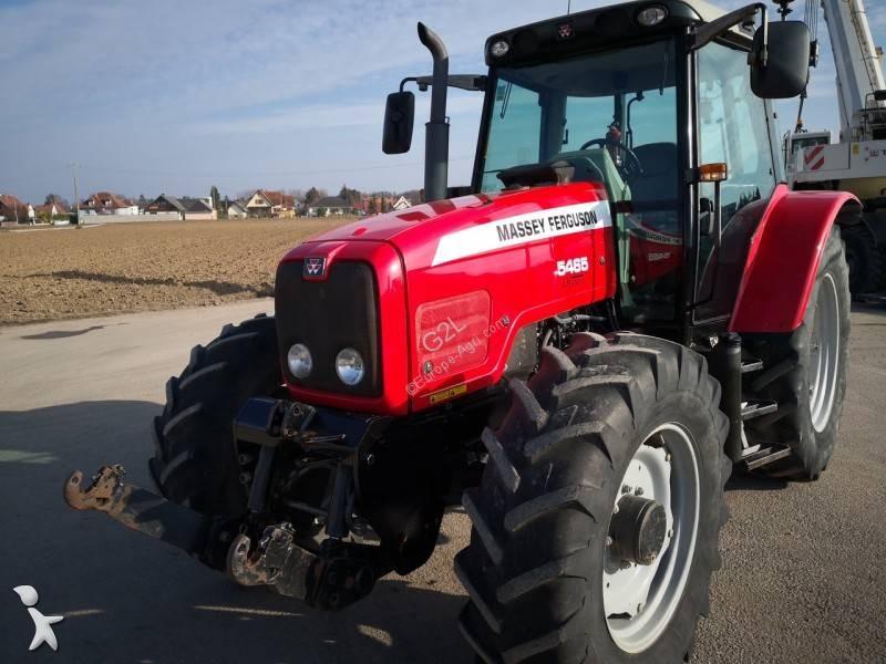 Massey Ferguson 5465 farm tractor