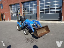 tracteur agricole New Holland TZ24D