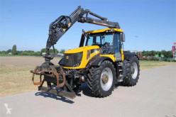 tracteur agricole JCB FASTRAC 8250 MIT FORSTKRAN