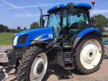 New Holland T 6010 plus farm tractor
