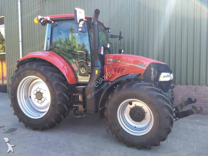 Case IH Luxxum 100 farm tractor