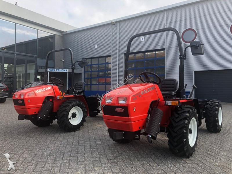 Goldoni Transcar 28RS New poduction 2018 Landwirtschaftstraktor