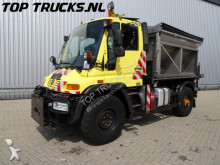 Mercedes rigid dumper