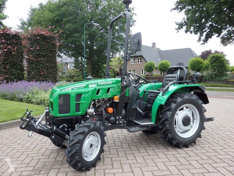 tracteur agricole ferrari raptor 40 occasion n 2803089. Black Bedroom Furniture Sets. Home Design Ideas