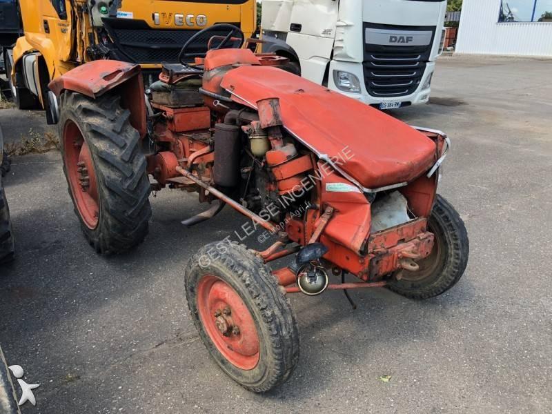 Renault SUPER 3D Landwirtschaftstraktor