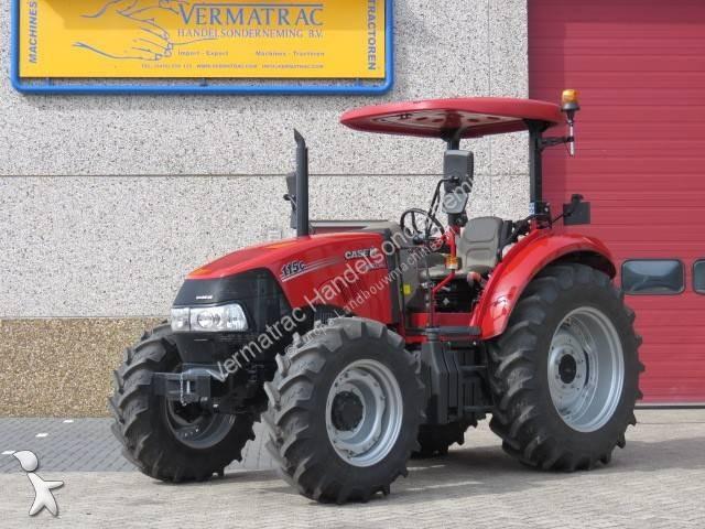 Case Farmall 115C Landwirtschaftstraktor