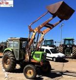 Deutz D 6806 CON PALA farm tractor