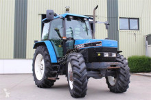 New Holland 6640 SLE farm tractor
