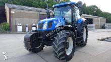 New Holland TS 115 farm tractor