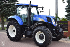 tracteur agricole New Holland - T6070 RANGE COMMAND