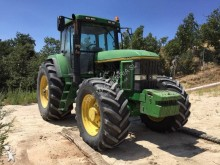John Deere 7800 farm tractor