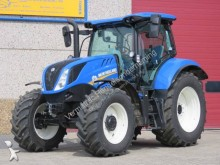 New Holland T6.145 farm tractor