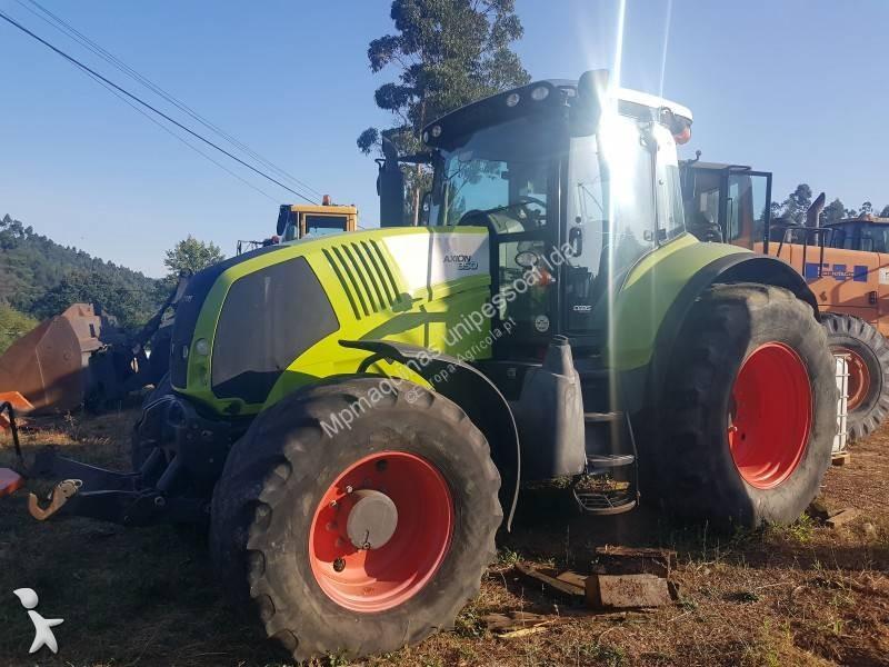 Bilder ansehen Claas Axion 850 Landwirtschaftstraktor
