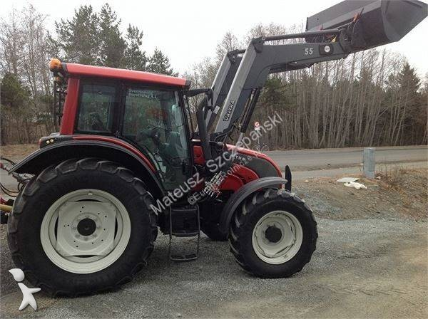 View images Valtra N121 farm tractor