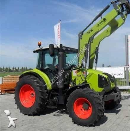Zobaczyć zdjęcia Ciągnik rolniczy Claas Arion 410 CIS