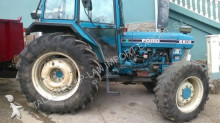 tracteur agricole Ford 6810 D TURBO