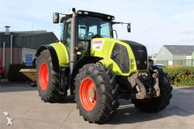 tracteur agricole Claas 820 CEBIS
