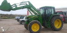 trattore agricolo John Deere 6600-Pala