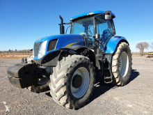 New Holland T7040 farm tractor