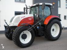 tracteur agricole Steyr CVT 6150