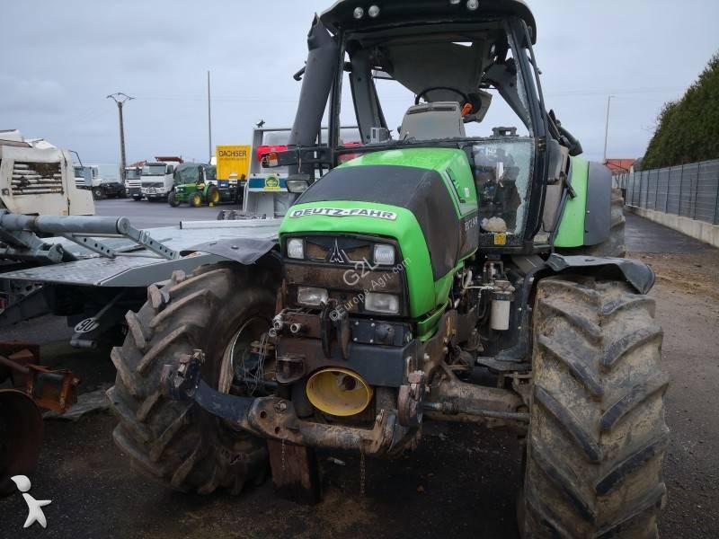Deutz-Fahr TTV 410 *ACCIDENTE*DAMAGED*UNFALL* farm tractor