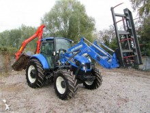 tracteur agricole New Holland T5 - Tier 4A 105