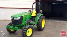 John Deere 4066M farm tractor