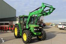 John Deere 6400 PQ farm tractor