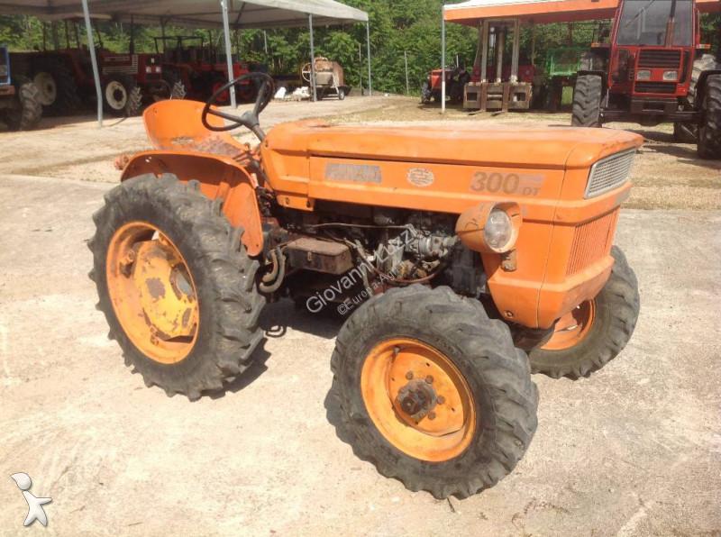 tracteur agricole fiat occasion n 2927418. Black Bedroom Furniture Sets. Home Design Ideas
