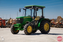 used farm tractor