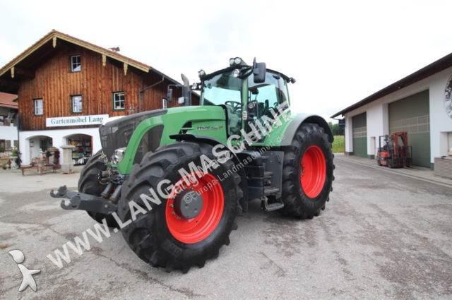 Fendt 936 Profi Vario farm tractor