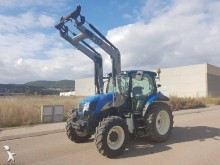 tracteur agricole New Holland T6 - Tier 4A T6010