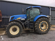 tracteur agricole New Holland T 7050