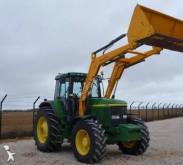 tracteur agricole John Deere 7610