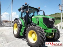 trattore agricolo John Deere 6RC 6105rc