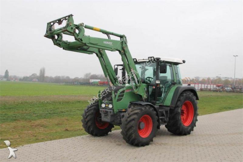 Fendt 309 VARIO TMS Landwirtschaftstraktor