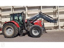 tracteur agricole Massey Ferguson 6480