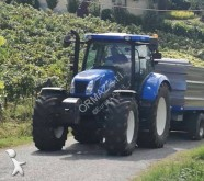 New Holland T6 175 farm tractor