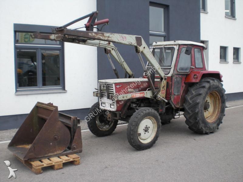 Steyr 760 Landwirtschaftstraktor