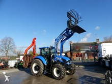 New Holland T5 - Tier 4A T5.105 farm tractor