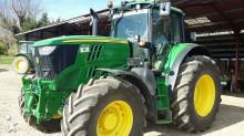 tracteur agricole John Deere 6175 M