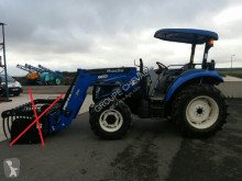 New Holland TD 5.75 farm tractor
