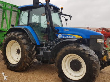 tracteur agricole New Holland TM 155