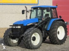 New Holland TM140 farm tractor