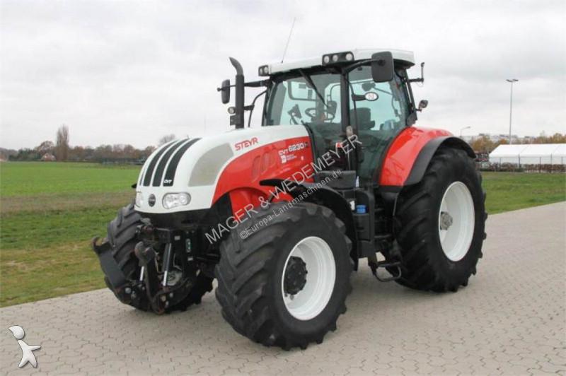 Steyr CVT 6230 KOMFORT Landwirtschaftstraktor